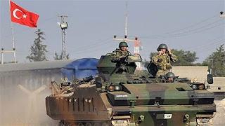 Νέα στρατιωτική εκστρατεία Τουρκίας κατά Κούρδων Συρίας!