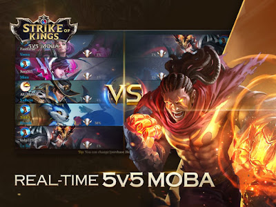 Download Strike of Kings:5v5 Arena Game v1.16.3.1 Apk Android Online