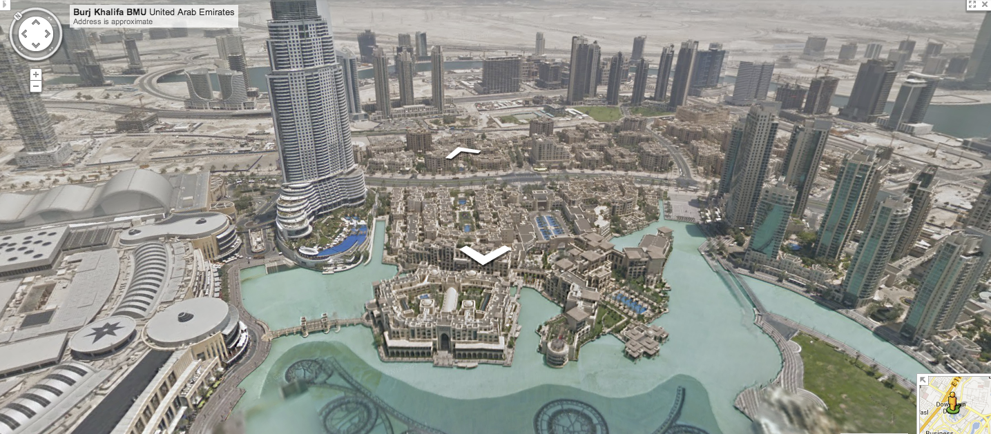 Official Google Blog Experience stunning new heights with Street – Maps Google Earth Street View