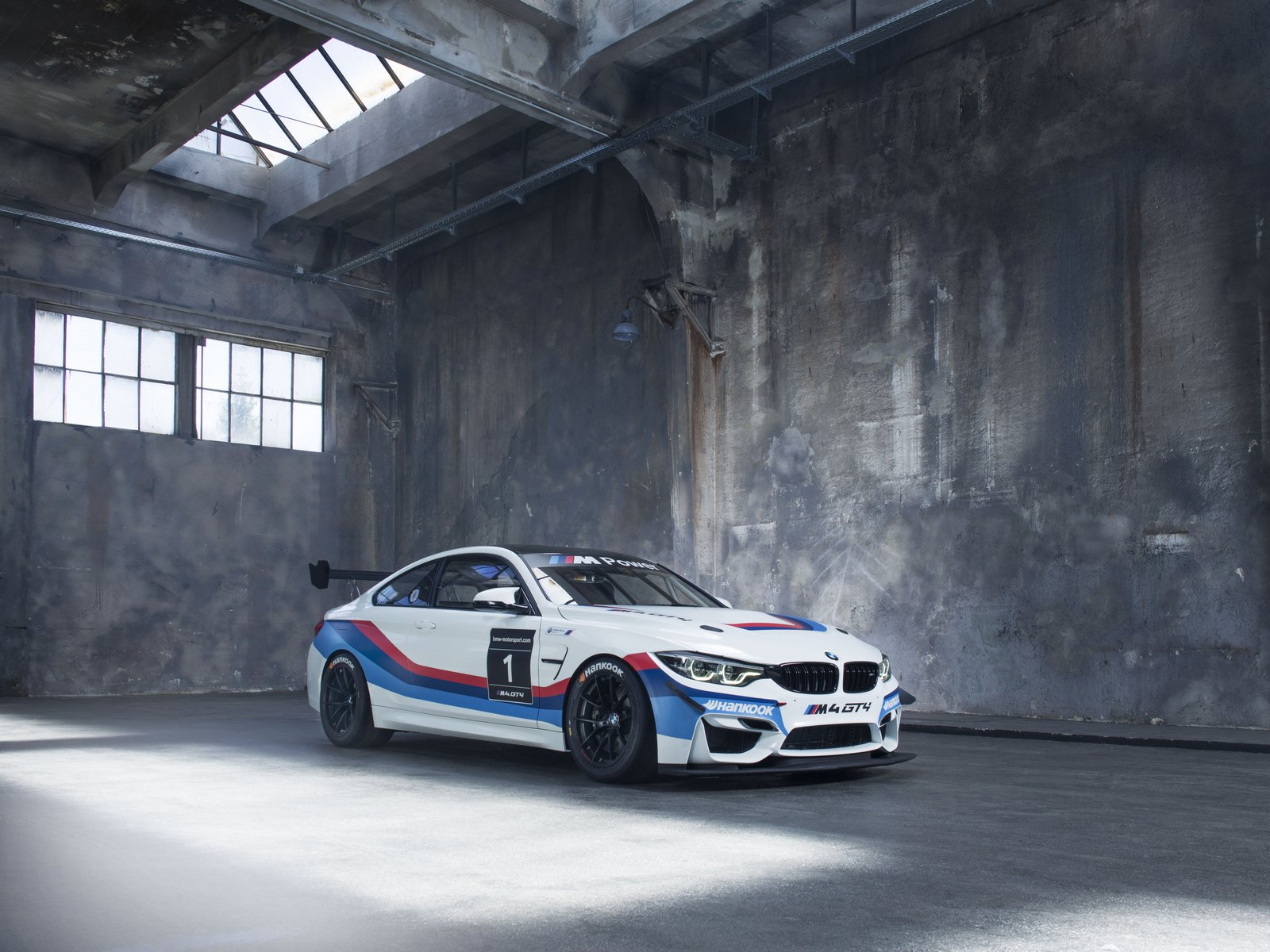 2014 - [BMW] M3 & M4 [F80/F82/F83] - Page 26 BMW-M4-GT4-1