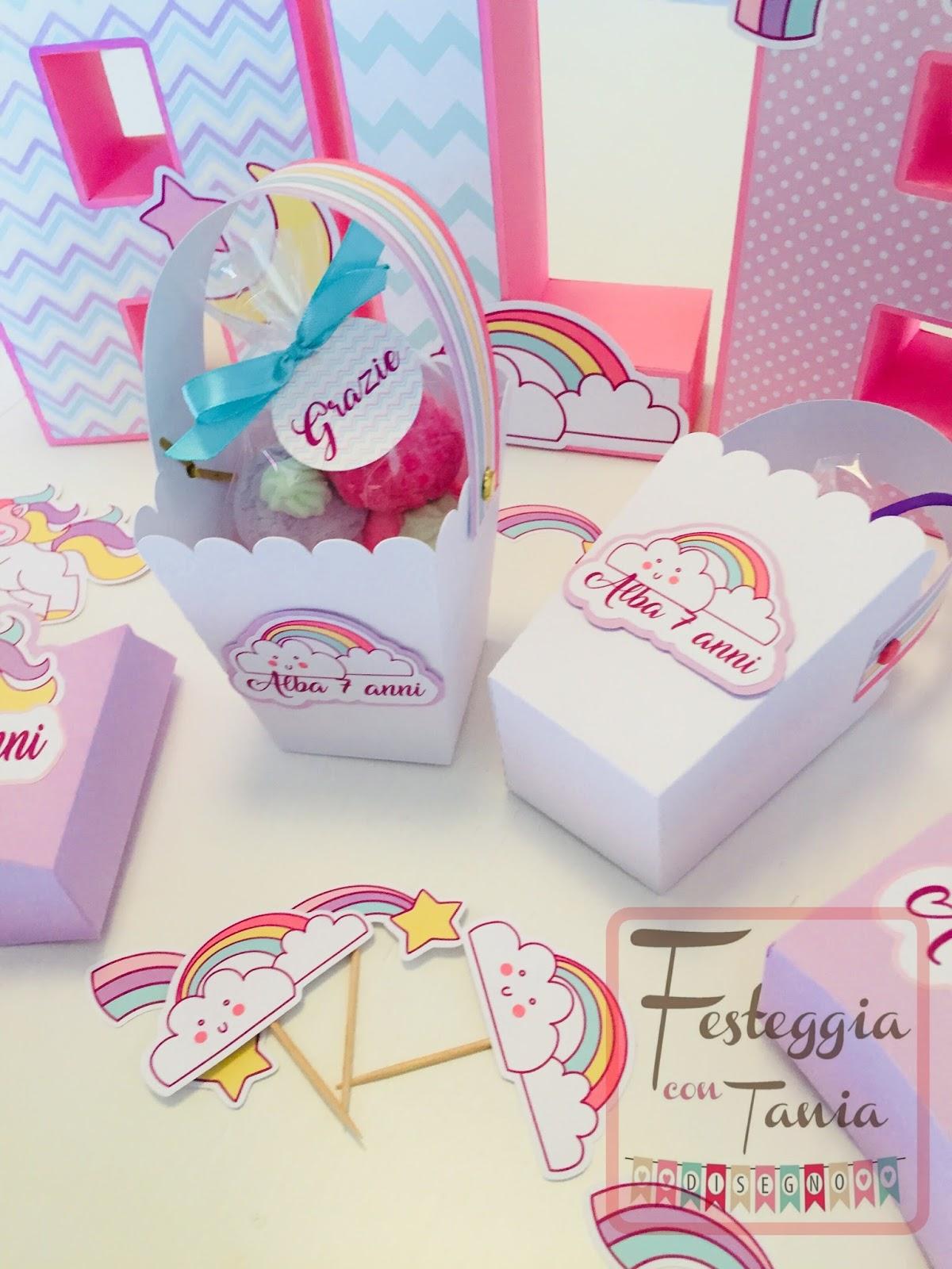 Matrimonio Tema Unicorno : Festeggia con tania