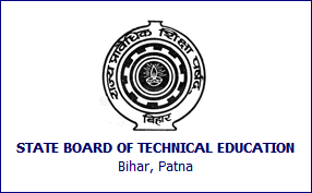 SBTE Bihar Diploma Time Table 2016