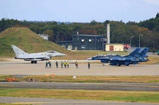 Angkatan Udara Inggris dan Jepang
