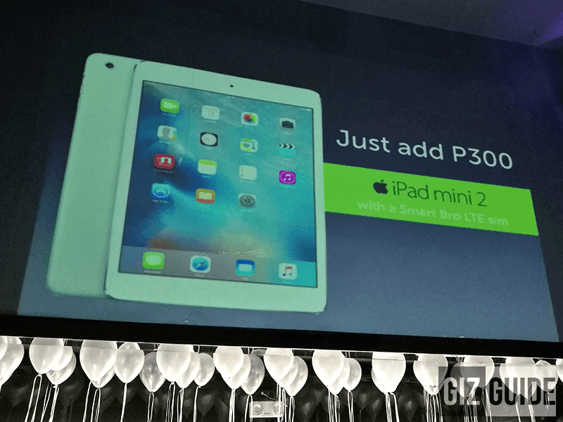 Smart Bro Best For iPad Mini 2 Announced, Only For 599 Per Month!