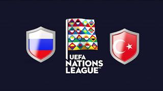 نتيجه مشاهده مباراه روسيا وتركيا  اليوم 14-10-2018 انتهت بفوز روسيا 2 - 0