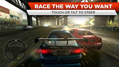 Gameplay NFS Most Wanted Free