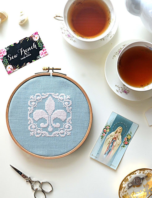 Cross Stitch Freebies!