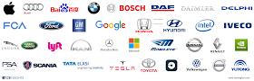 33 companies working on driverless cars