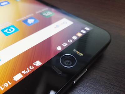 Camera điện thoại Asus Zenfone Selfie