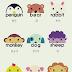 Aprende vocabulário Coreano comigo #1 - Animais