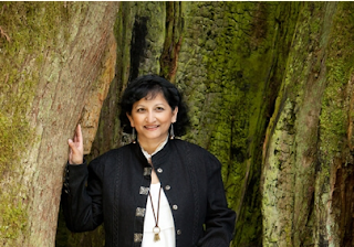 Shereen Vedam - Author Photo