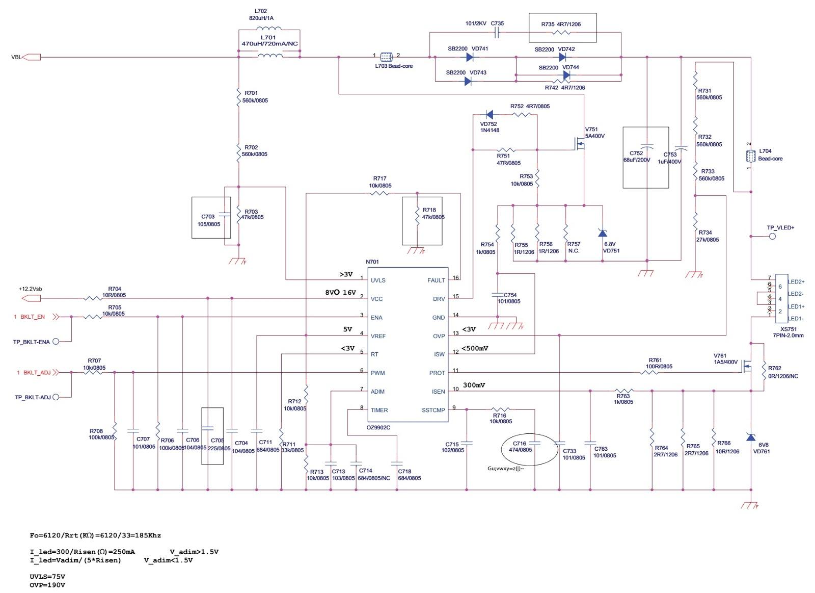 medium resolution of toshiba 32l2400 audio amplifier circuit