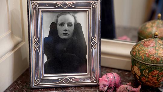 Greta Garbos lägenhet i New York är till salu. Foto: New York Times