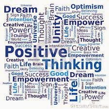 Keep Thinking Positive For A Happy Life