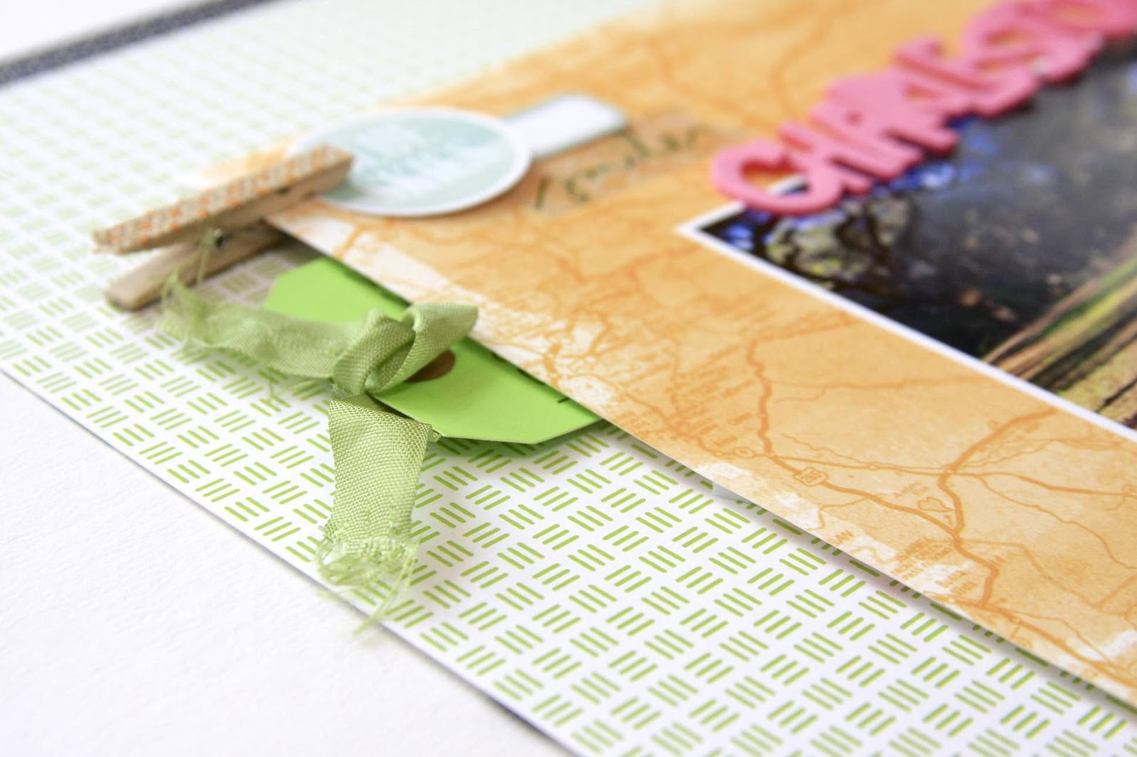 #journaling #hidden #scrapbooking #clusters #layering
