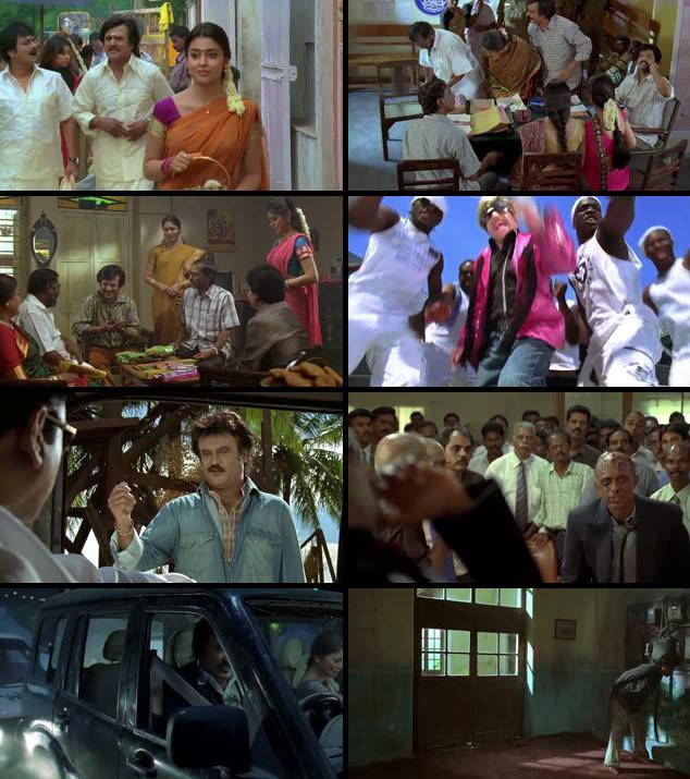 Sivaji - The Boss 2007 UNCUT Dual Audio Hindi 480p BluRay