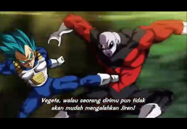 Dragon Ball Super Episode 122 Subtitle Indonesia