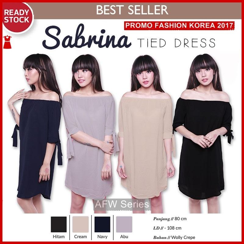 BAMFGW069 Sabrina Dress DS792 Wanita PROMO BMG