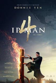 Ip Man 4: The Finale (Yip Man 4)