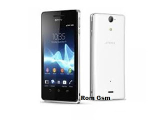 Firmware Download Sony Xperia V LT25i