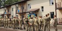 Roshen будинок для військових