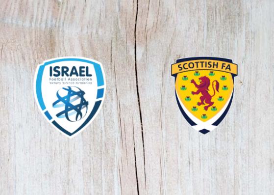 Israel vs Scotland - Highlights 11 October 2018