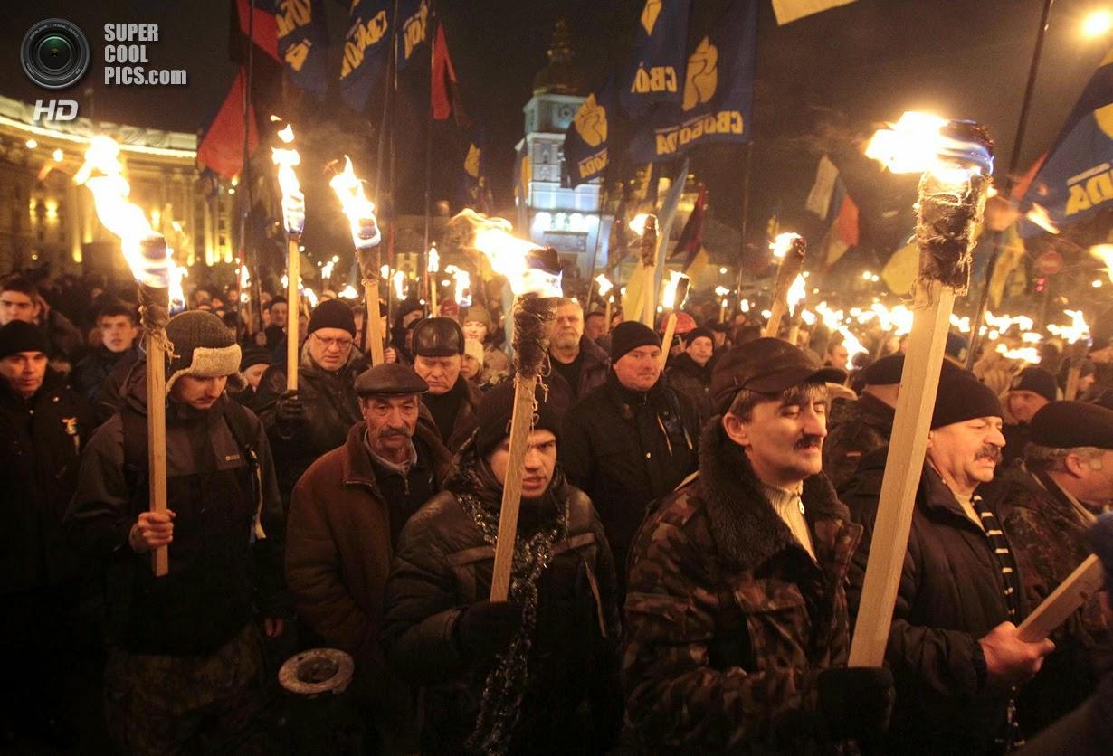 Будущий фюрер украинского рейха