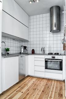 Ideas y planos de casas for Cocinas chiquitas
