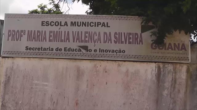 Pais de Alunos denunciam descaso em Escola Engenho Diamante