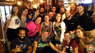 Cerveja artesanal em Curitiba - Tour Comida de boteco - Curitiblogando