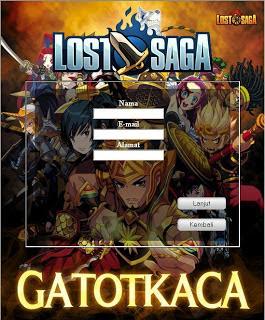 Lost Saga Offline Terbaru 2015