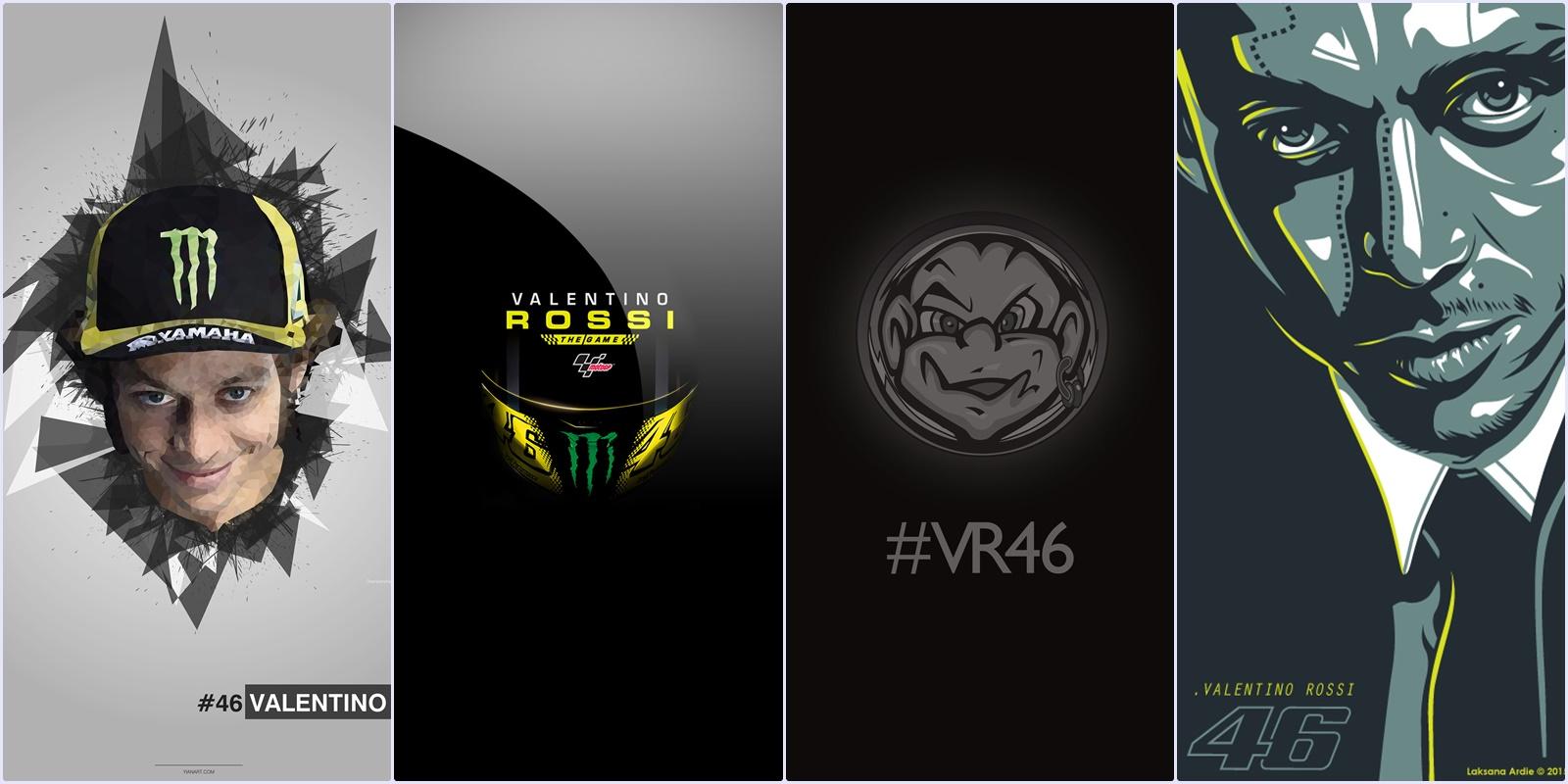 Vr46 iphone wallpaper - Amazing Valentino Rossi Wallpaper