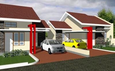 gambar Rumah Minimalis Type 60