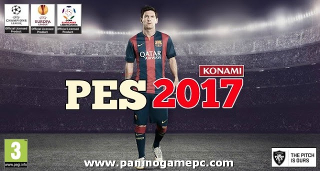 game pes 2017 pc demo