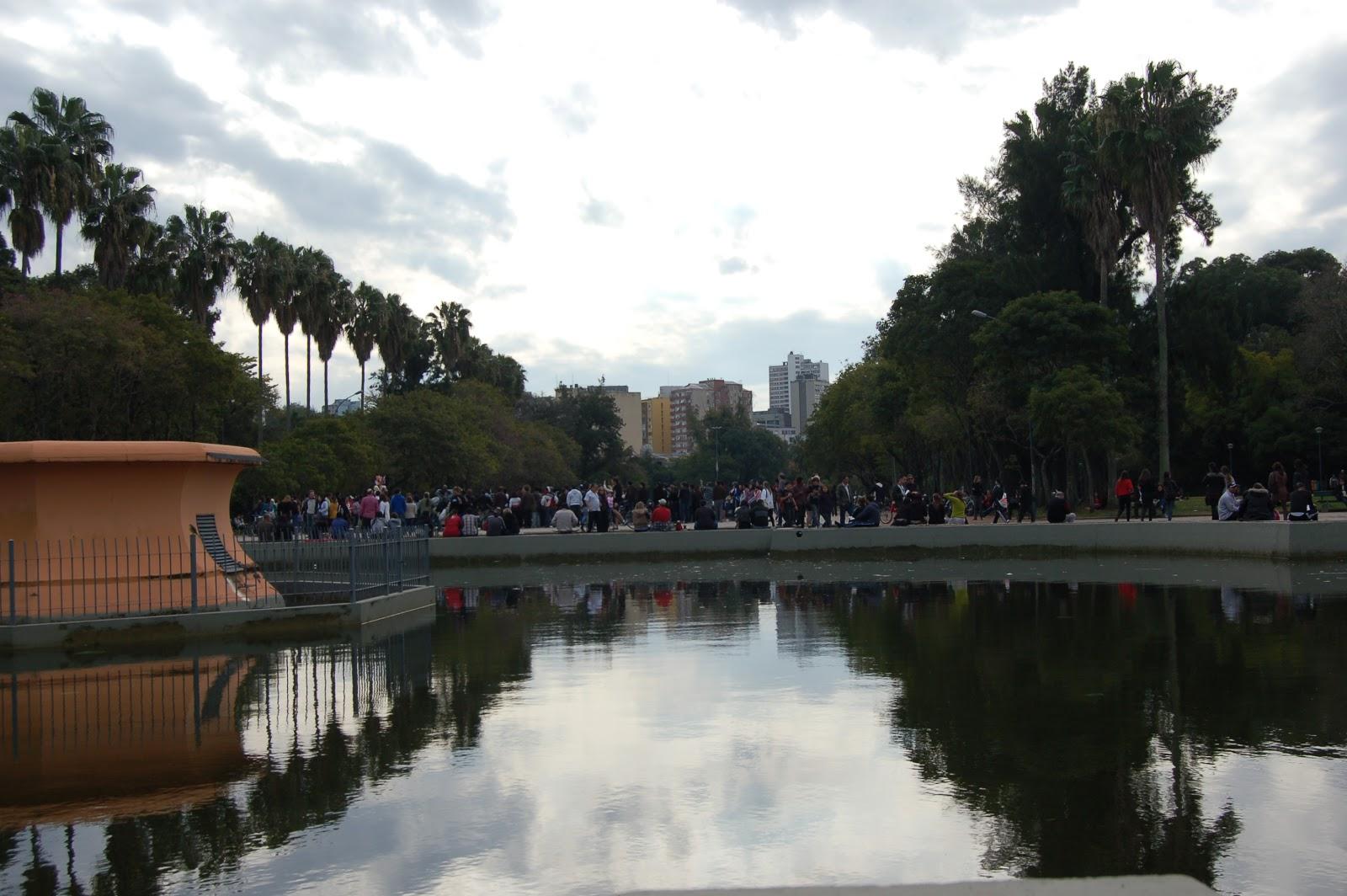 parque da redenção em porto alegre
