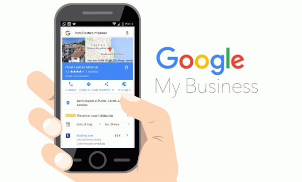 Cómo crear una Web Gratuita con Mi Negocio de Google