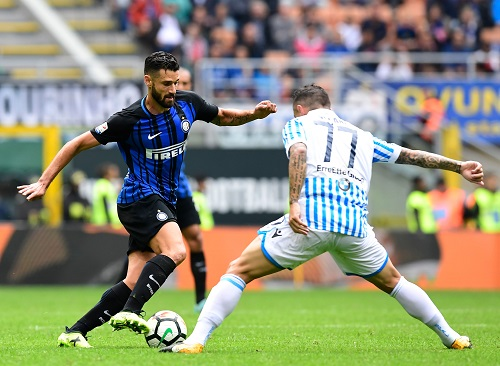 Candreva muốn gắn bó với Inter, Inter cũng chẳng dại gì mà bán đi Candreva