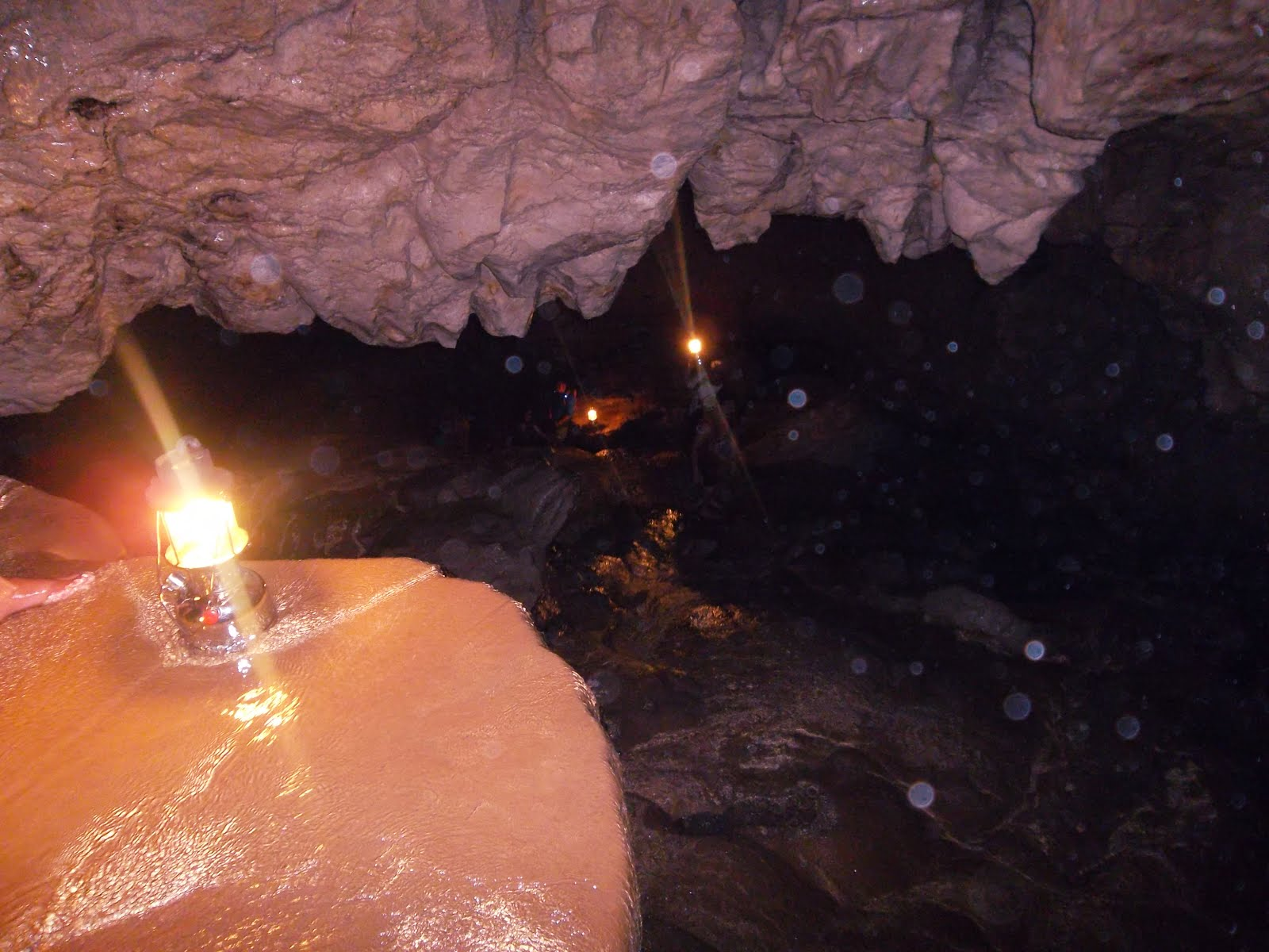 spelunking in Sagada: the buwis-buhay adventure