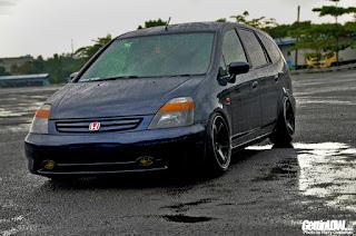 Honda Stream 2003-2006 (100-120 Jutaan)