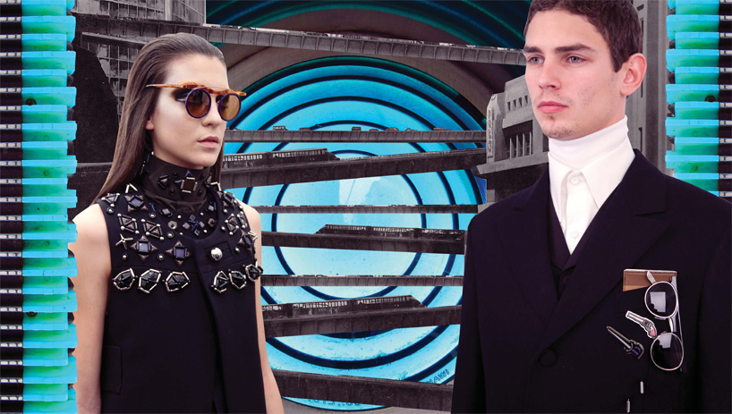 Prada Real Fantasies fall/winter 2012 Fashion Film