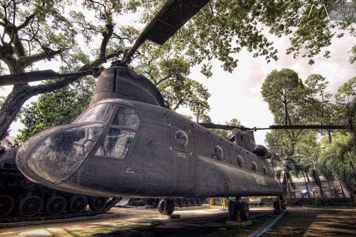 8 Things to See and Do in Vietnam - Visit the War Remnants Museum