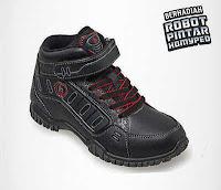 Alfamind Sepatu Anak Laki-Laki Homyped Artemis 03 Black ANDHIMIND
