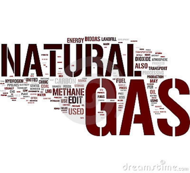 Live Rates Of Natural Gas In Comex