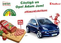 Castiga un Opel Adam Jam