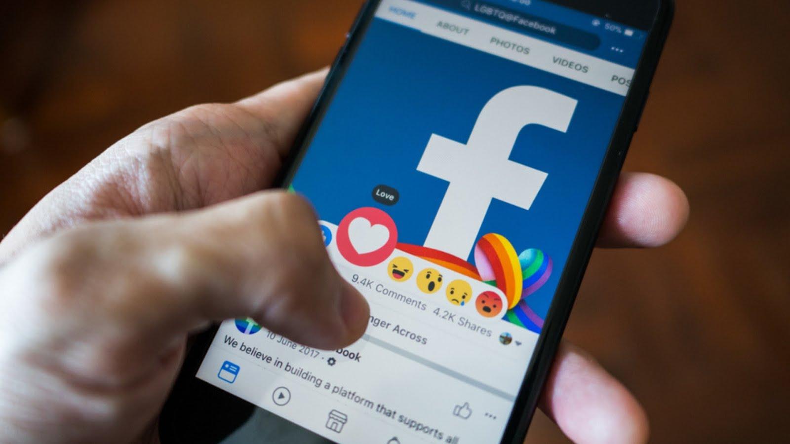 Facebook cambia el diseño para dispositivos Android