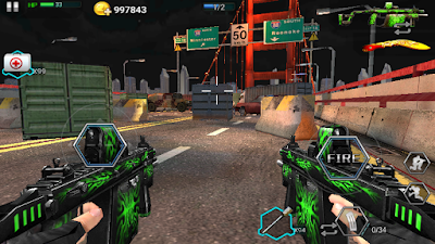Download All Strike 3D (Huaxion 3D) Mod Apk Terbaru
