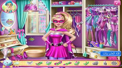 تحميل لعبة تلبيس باربى Pretty Barbie 2018
