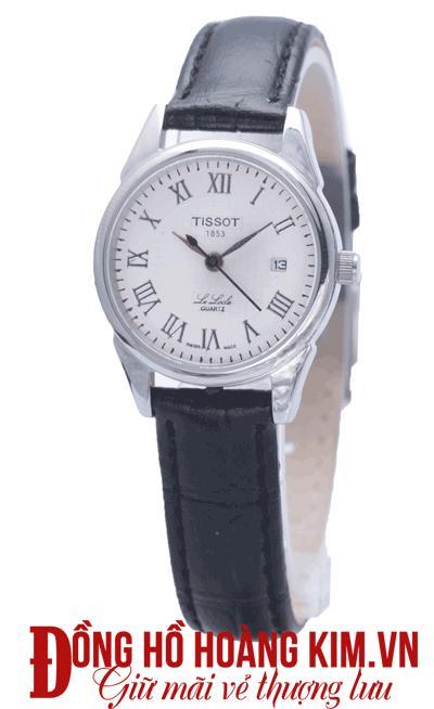 bán đồng hồ tissot nữ mới về