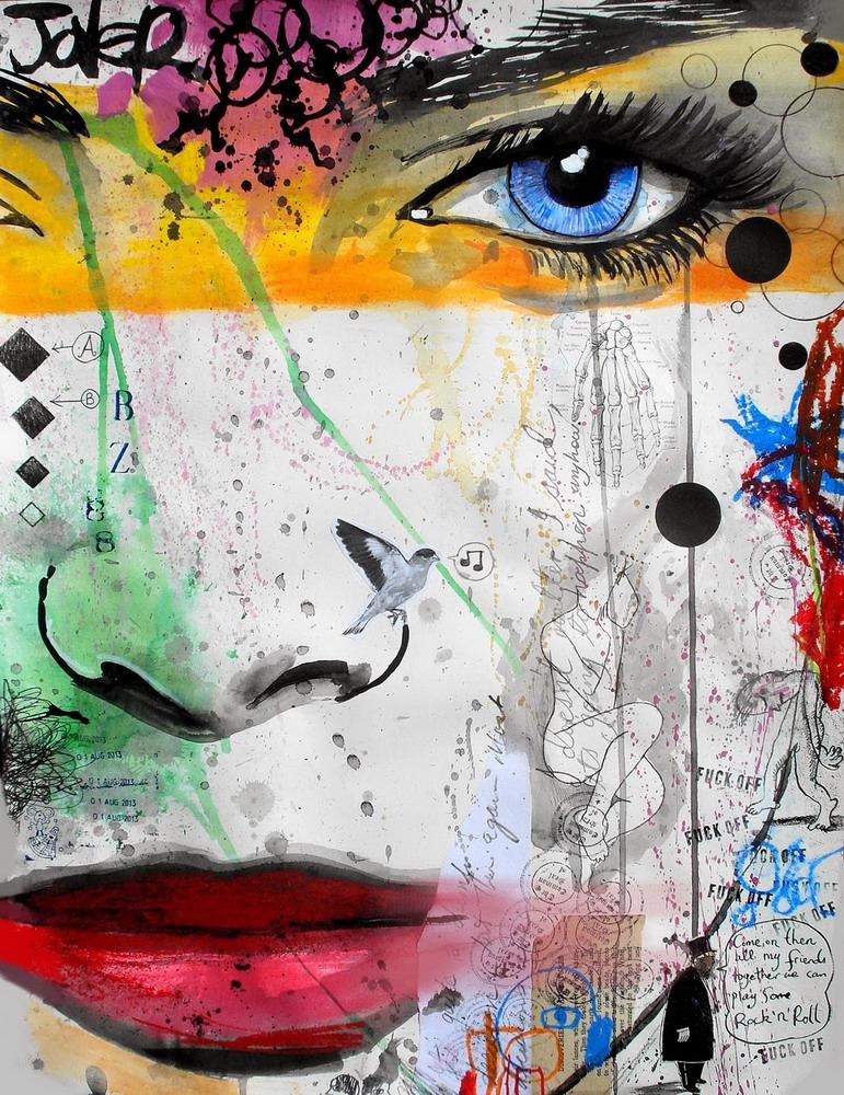 Graffiti Face Painting Images Pinterest