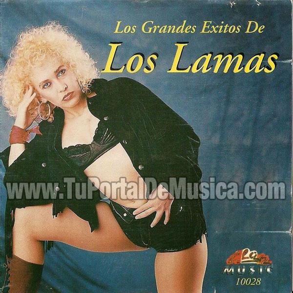 Los Lamas - Los Grandes Exitos (1998)
